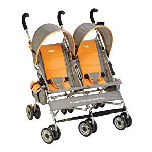 Double Umbrella Stroller Review