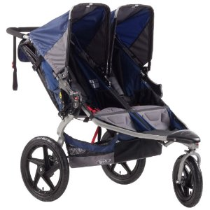 Double BOB Stroller Review