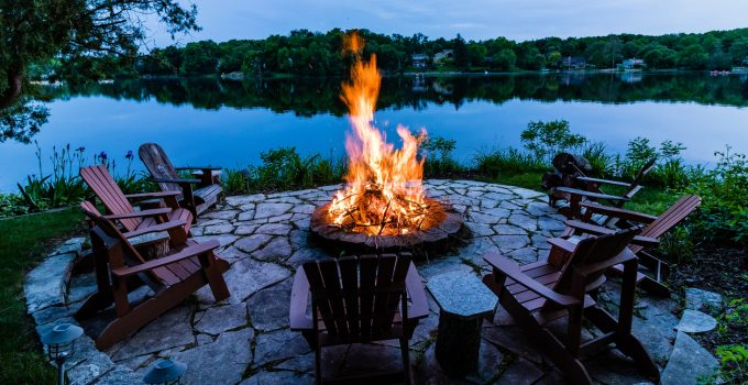 The best gas fire pit